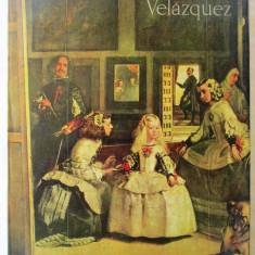 """""""VELAZQUEZ"""", Vasile Florea, 1966. Text in limba romana - Album Pictura"""