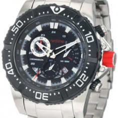 Red line Men's RL-90008-BB-11 Chronograph | 100% original, import SUA, 10 zile lucratoare a12107 - Ceas barbatesc Red Line, Quartz