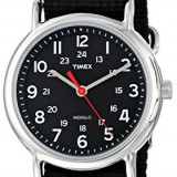 Timex Men's T2N647 Weekender Watch | 100% original, import SUA, 10 zile lucratoare a42707 - Ceas barbatesc Timex, Quartz
