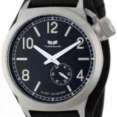 Vestal Men's CTN3L06 Canteen Leather | 100% original, import SUA, 10 zile lucratoare a12107 - Ceas barbatesc
