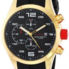 Red line Men's RL-50042-YG-01 Stealth | 100% original, import SUA, 10 zile lucratoare a12107 - Ceas barbatesc Red Line, Quartz