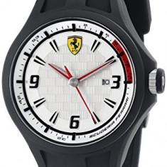 Ferrari Men's 0830001 Pit Crew | 100% original, import SUA, 10 zile lucratoare a12107 - Ceas barbatesc Ferrari, Quartz