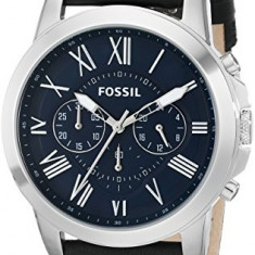 Fossil Men's FS4990 Grant Chronograph   100% original, import SUA, 10 zile lucratoare a12107 - Ceas barbatesc Fossil, Casual, Quartz