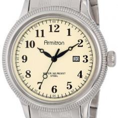 Armitron Men's 20 4922IVSV Easy-to-Read | 100% original, import SUA, 10 zile lucratoare a12107 - Ceas barbatesc Armitron, Elegant