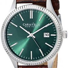 Caravelle New York Men's 43B133 | 100% original, import SUA, 10 zile lucratoare a42707 - Ceas barbatesc Bulova, Quartz