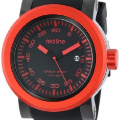 Red line Men's RL-50049-BB-01-RDB Torque | 100% original, import SUA, 10 zile lucratoare a42707 - Ceas barbatesc Red Line, Quartz