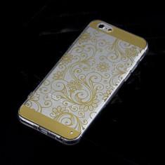 "Husa plastic Iphone 6 Plus 5.5"" + folie protectie ecran"