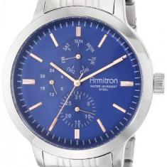 Armitron Men's 20 4950BLSV Multi-Function | 100% original, import SUA, 10 zile lucratoare a42707 - Ceas barbatesc Armitron, Elegant