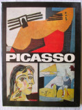 """PICASSO"", EDITIONS BELLEVUE, Paris, 1974. Text in limba franceza, Alta editura"