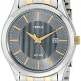 Timex Men's T2N799 Elevated Classics | 100% original, import SUA, 10 zile lucratoare a42707 - Ceas barbatesc Timex, Quartz