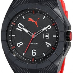 PUMA Men's PU103501005 Iconic Watch   100% original, import SUA, 10 zile lucratoare a12107 - Ceas barbatesc Puma, Fashion, Quartz