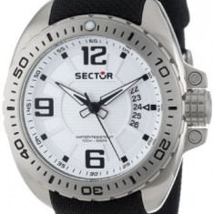 Sector Men's R3251573003 Racing Stainless | 100% original, import SUA, 10 zile lucratoare a12107 - Ceas barbatesc Sector, Casual, Quartz