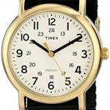 Timex Unisex T2P4769J Weekender Gold-Tone Watch | 100% original, import SUA, 10 zile lucratoare af22508