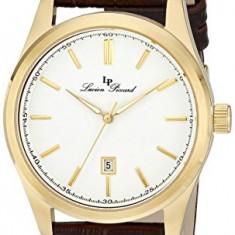 Lucien Piccard Men's 11568-YG-02 Eiger | 100% original, import SUA, 10 zile lucratoare a42707 - Ceas barbatesc Lucien Piccard, Elegant, Quartz