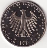 Republica Federala Germania - 10 Euro 2014 - Richard Strauss