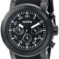 Red line Men's RL-50050-BB-01 Torque | 100% original, import SUA, 10 zile lucratoare a42707 - Ceas barbatesc Red Line, Sport, Quartz