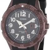 Casio Men's MTD1073-1A2V Brown Ion-Plated | 100% original, import SUA, 10 zile lucratoare a42707 - Ceas barbatesc