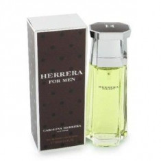 Carolina Herrera Herrera For Men EDT Tester 100 ml pentru barbati - Parfum barbati Carolina Herrera, Apa de toaleta