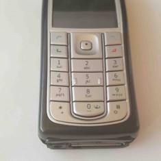 Telefon mobil Nokia 6230i - Telefon Nokia, Argintiu, <1GB, Neblocat, Single SIM, Fara procesor