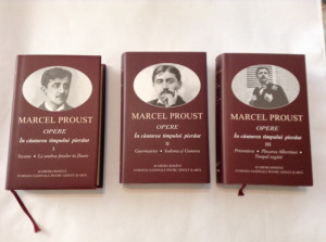 Marcel Proust    IN CAUTAREA TIMPULUI PIERDUT,3 VOLUME