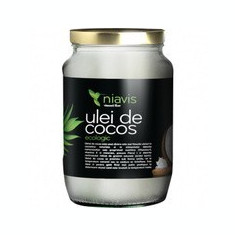 Ulei de Cocos Virgin Organic Bio Niavis 500gr Cod: nia07