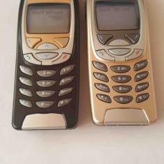 Telefon mobil Nokia 6310i CULOARE RARA / CARCASA TIP SAMPANIE, Argintiu, Neblocat