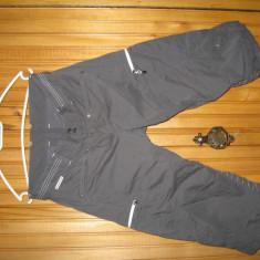Pantaloni vara trei sferturi Peak Performance - dama S - hiking outdoor - Pantaloni dama, Marime: S, Culoare: Din imagine