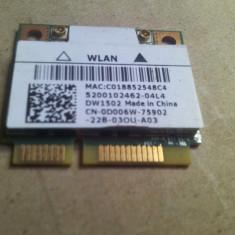 placuta wifi Dell Inspiron 15 N4050 M4040 N5040 N5050 M5040 P18F001 dw1502