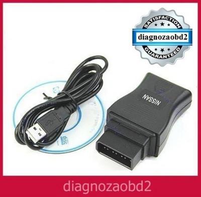 Interfata diagnoza auto tester  Nissan Consult USB 14 pini -  pana in 2001 ! foto