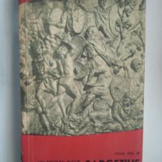 SARGETIUS - CICLUL DAC: III - ION NICOLAE BUCUR ( 2255 ) - Roman, Anul publicarii: 1976