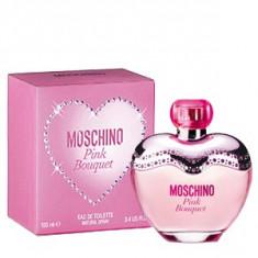 Moschino Pink Bouquet EDT Tester 100 ml pentru femei - Parfum femeie Moschino, Apa de toaleta