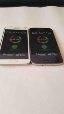 Telefon mobil Samsung Galaxy S5 SM-G900F foto