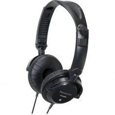 Casti Panasonic RP-DJS200, Casti Over Ear, Cu fir, Mufa 3, 5mm