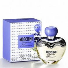 Moschino Toujours Glamour EDT Tester 100 ml pentru femei - Parfum femeie Moschino, Apa de toaleta