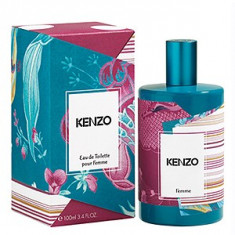 Kenzo Kenzo pour Femme EDT Tester 100 ml pentru femei - Parfum femeie Kenzo, Apa de toaleta