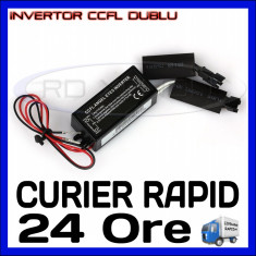 INVERTOR BALAST DROSER ANGEL EYE EYES CCFL DUBLU ZDM, Universal