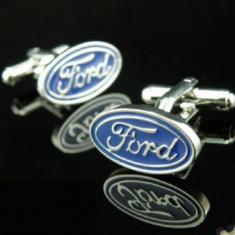 Butoni camasa model auto FORD + cutie simpla cadou