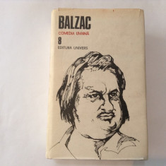 BALZAC OPERE VOL 8,UNIVERS 1990,Rf1/2
