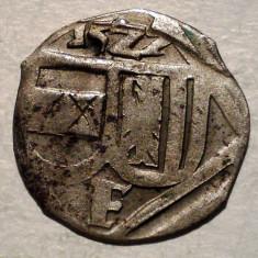 F.318 AUSTRIA LINZ FERDINAND I PFENNIG 1522 ARGINT 12mm/0, 33g UNIFATA - Moneda Medievala, Europa