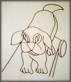 Cumpara ieftin Personaj  desene animate Pif si Hercule, perioada anilor ' 80 - '90