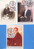 SET  6 MAXIME  ANIVERSARI ALEXANDER VON HUMBOLDT  1769-1859    2009