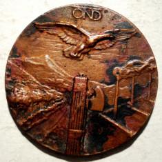 G.043 ITALIA MEDALIE LOCUL III CONCURS FILODRAMATIC TORINO 1928, Europa