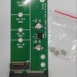 Adaptor M.2 NGFF SSD la SATA3 2.5 - Adaptor interfata PC