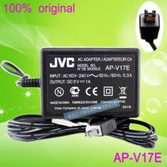 Incarcator original retea pentru camere video JVC, AP-V14U AP-V14, AP-V17e - Lampa Camera Video Smith Victor