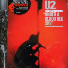 CD DVD U2 Live at Red Rocks: Under a Blood Red Sky 1 Disc Version - Muzica Rock universal records