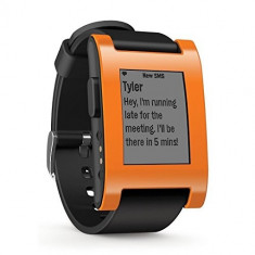 Pebble E-Paper Smart Watch for | Se aduce la comanda din SUA, 10 zile lucratoare | a53007 - Pebble Smartwatch