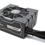 Sursa XFX TS Series Pro 750, 750W, 80+ Bronze, ventilator 135 mm, PFC Activ