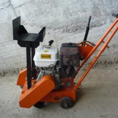Masina de taiat asfalt, beton, etc NORTON CLIPPER cu motor HONDA GX390