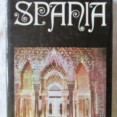"""""""SPANIA. Insemnari de calatorie"""", Petre Lascu, 1976. Carte noua"""