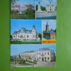 HOPCT 11001 F BOTOSANI [CIRCULATA] - Carte Postala Moldova dupa 1918, Printata